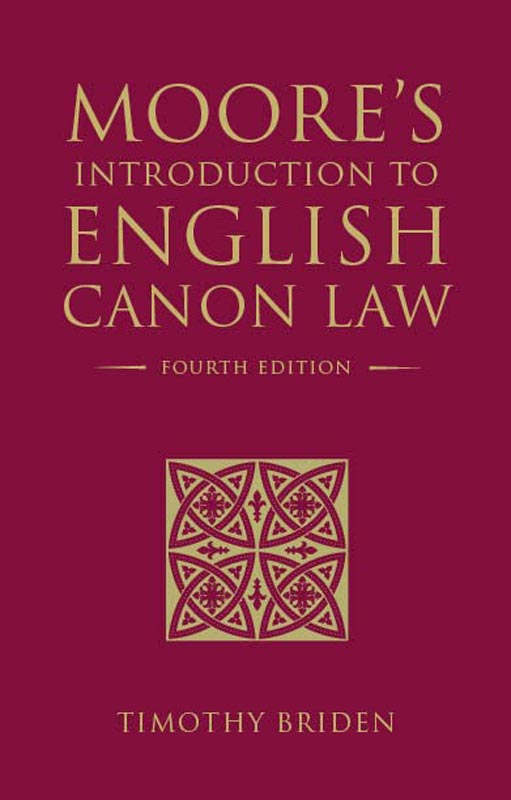 Moore's Introduction to English Canon Law Fourth Edition