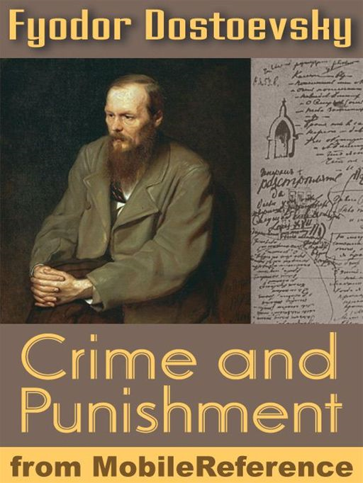 Crime And Punishment  (Mobi Classics)
