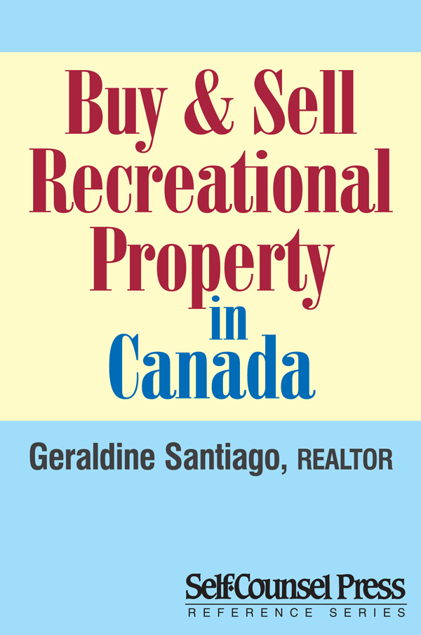 Buy & Sell Recreational Property in Canada