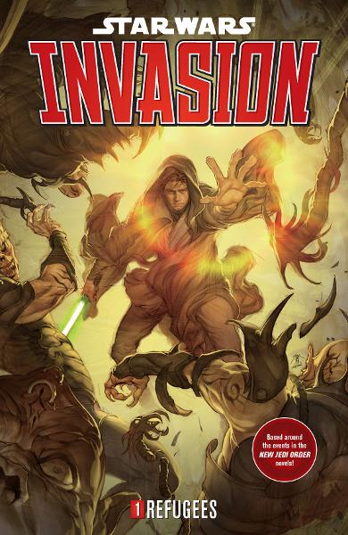 Star Wars: Invasion Volume 1--Refugees  By: Tom Taylor, Colin Wilson (Artist), Jo Chen (Cover Artist)