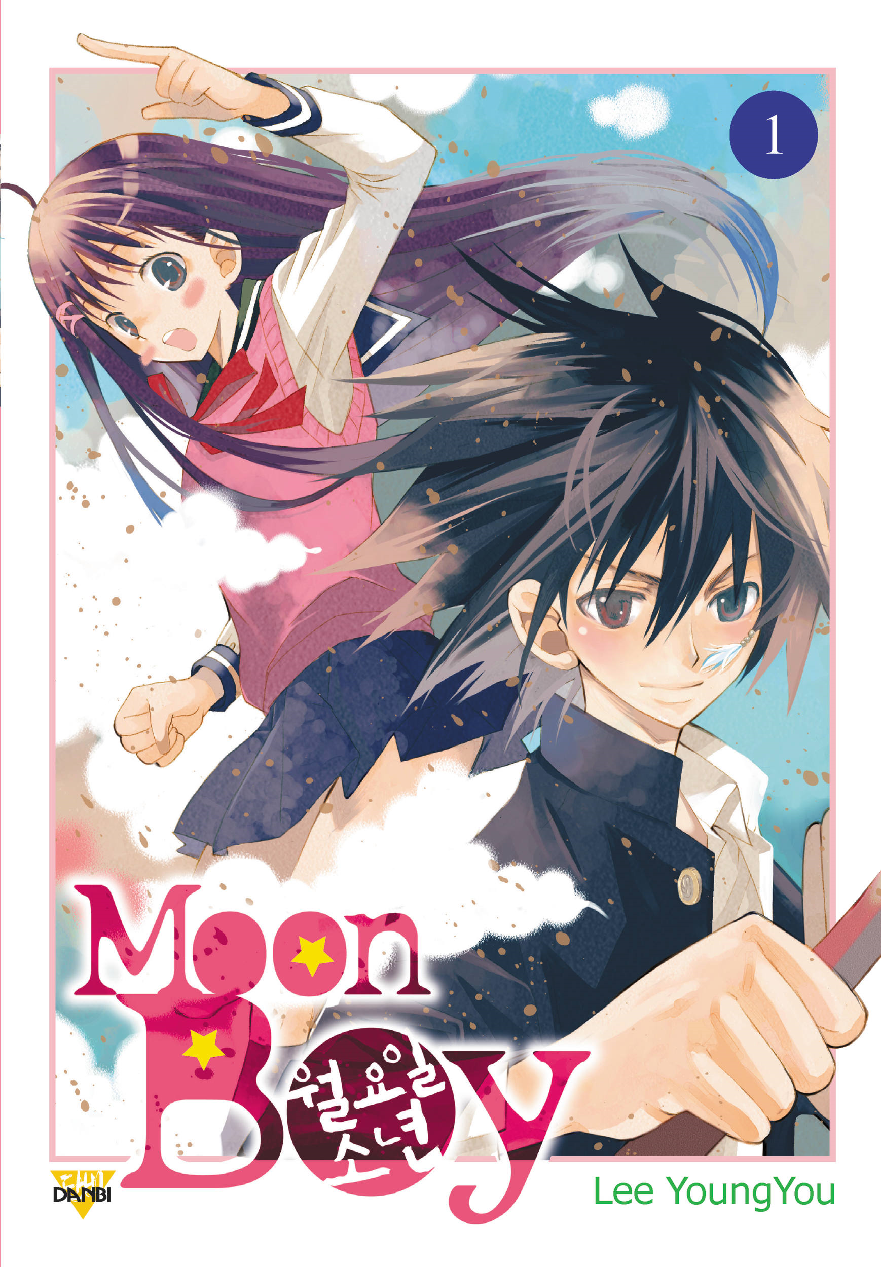 Moon Boy, Vol. 1 By: Lee Young-You