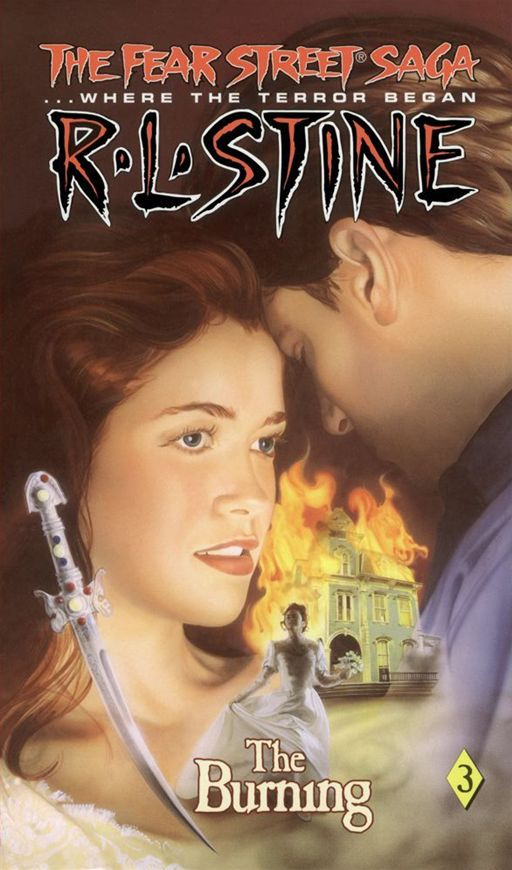 The Burning By: R.L. Stine