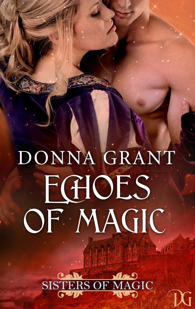 Echoes of Magic By: Donna Grant