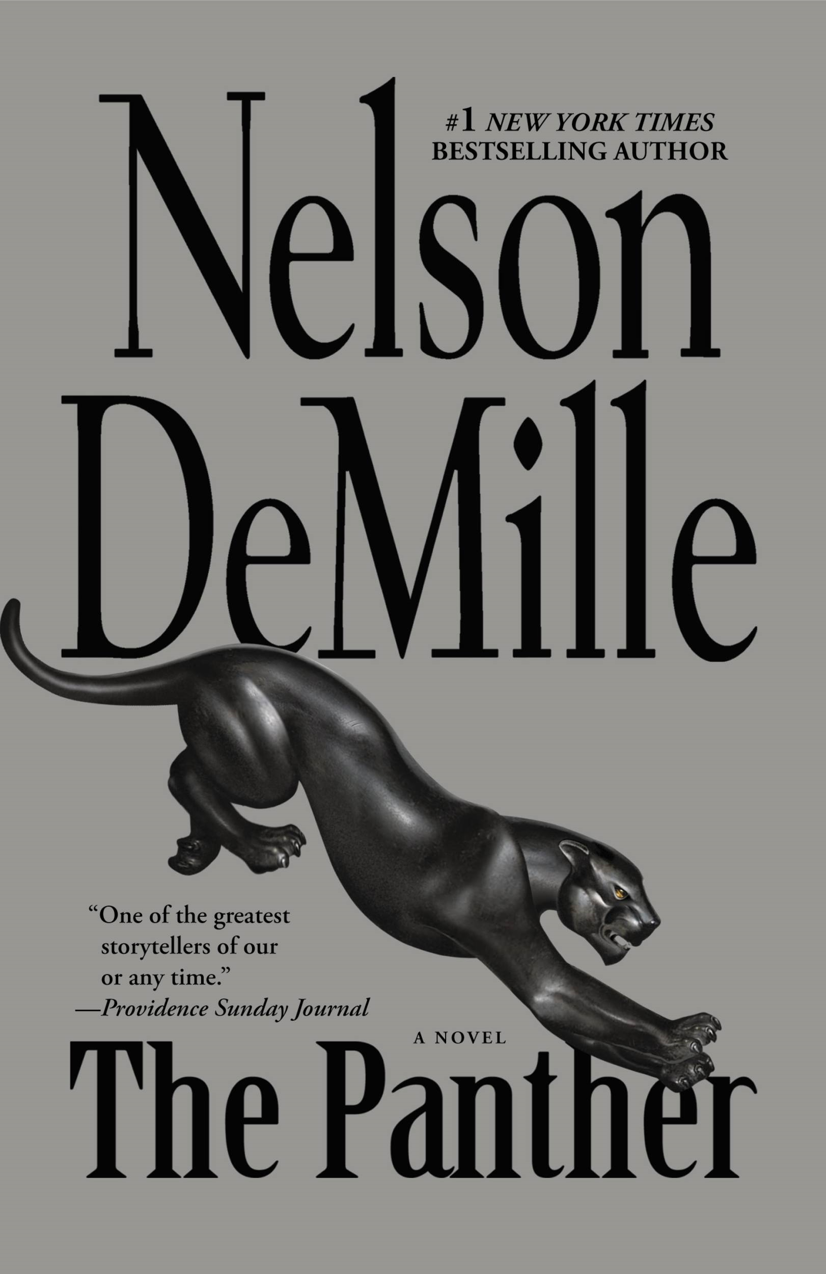 The Panther By: Nelson DeMille