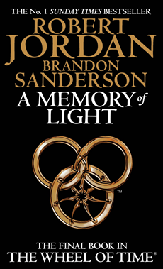A Memory Of Light Wheel of Time Book 14