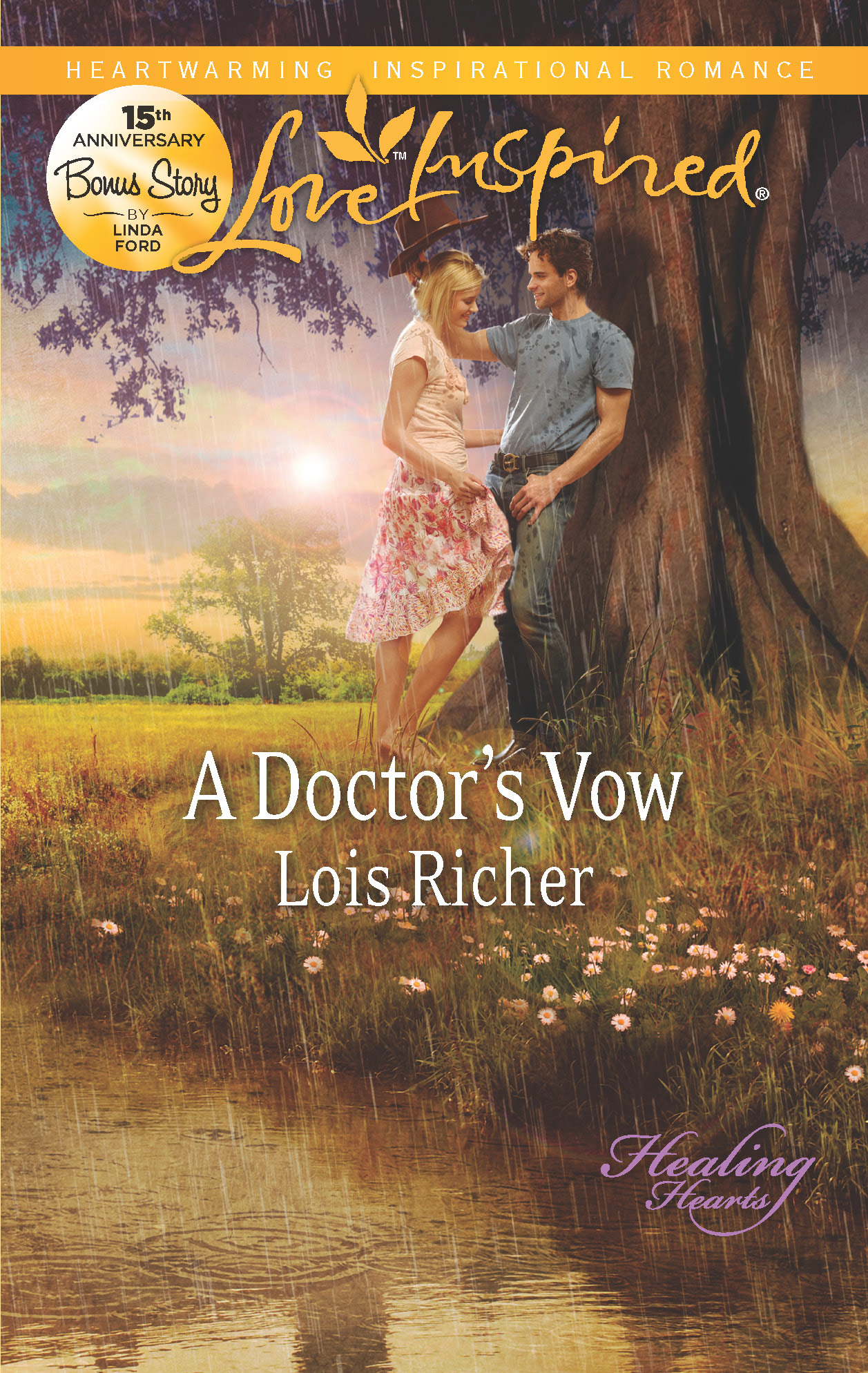 A Doctor's Vow By: Lois Richer