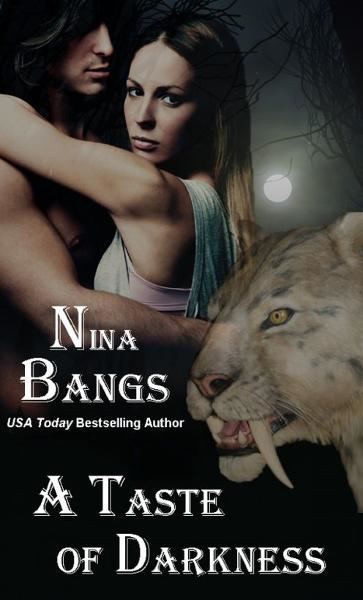 A Taste of Darkness (Mackenzie Vampires, Book 3) By: Nina Bangs
