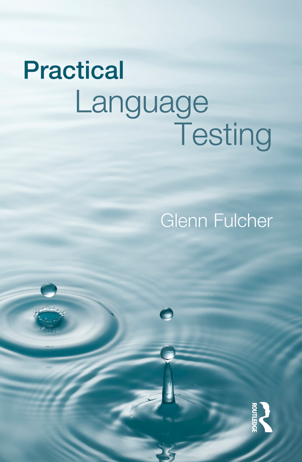 Practical Language Testing