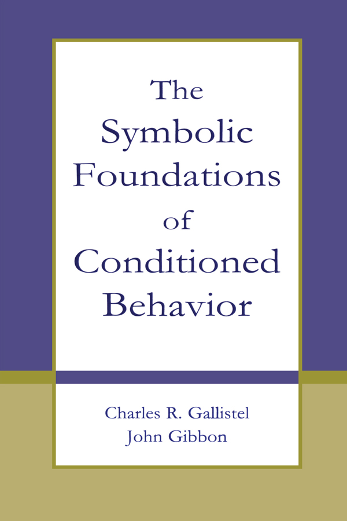 The Symbolic Foundations of Conditioned Behavior