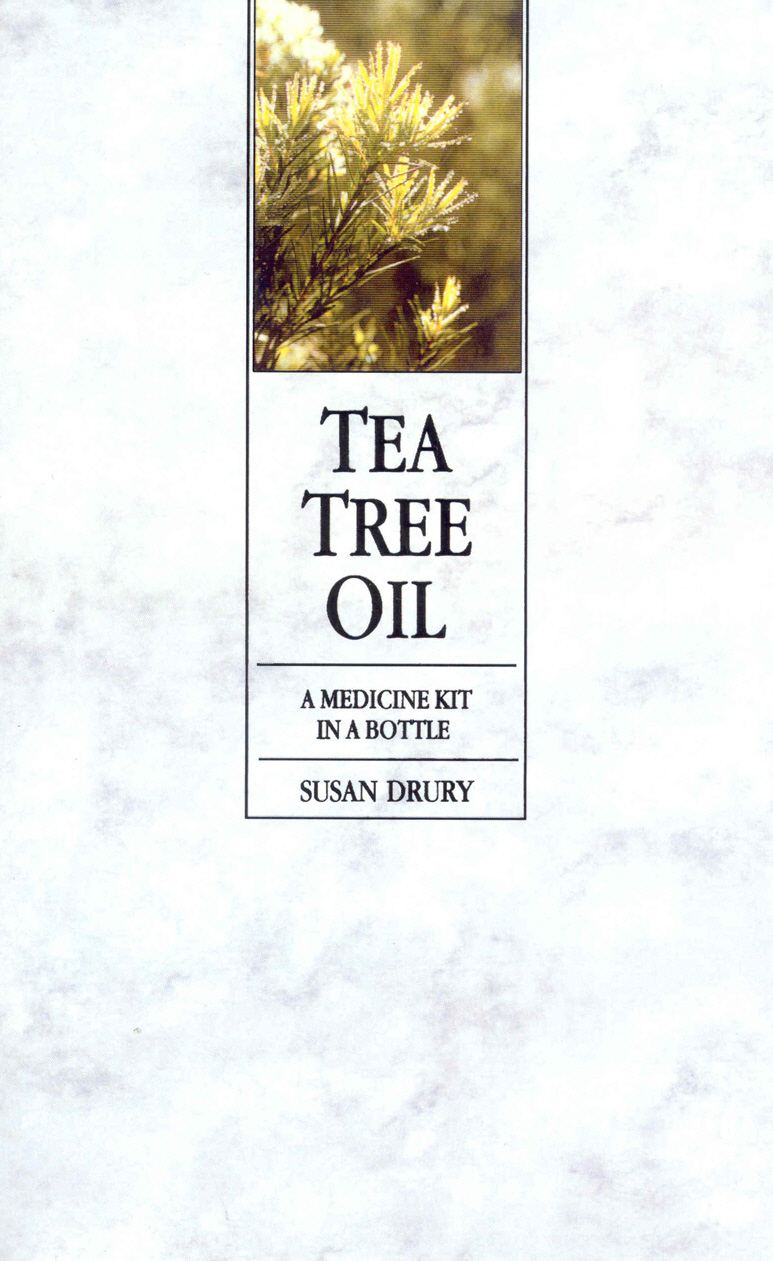 Tea Tree Oil A Medicine Kit In A Bottle