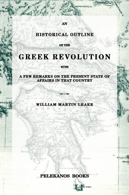 Historical outline of the Greek revolution
