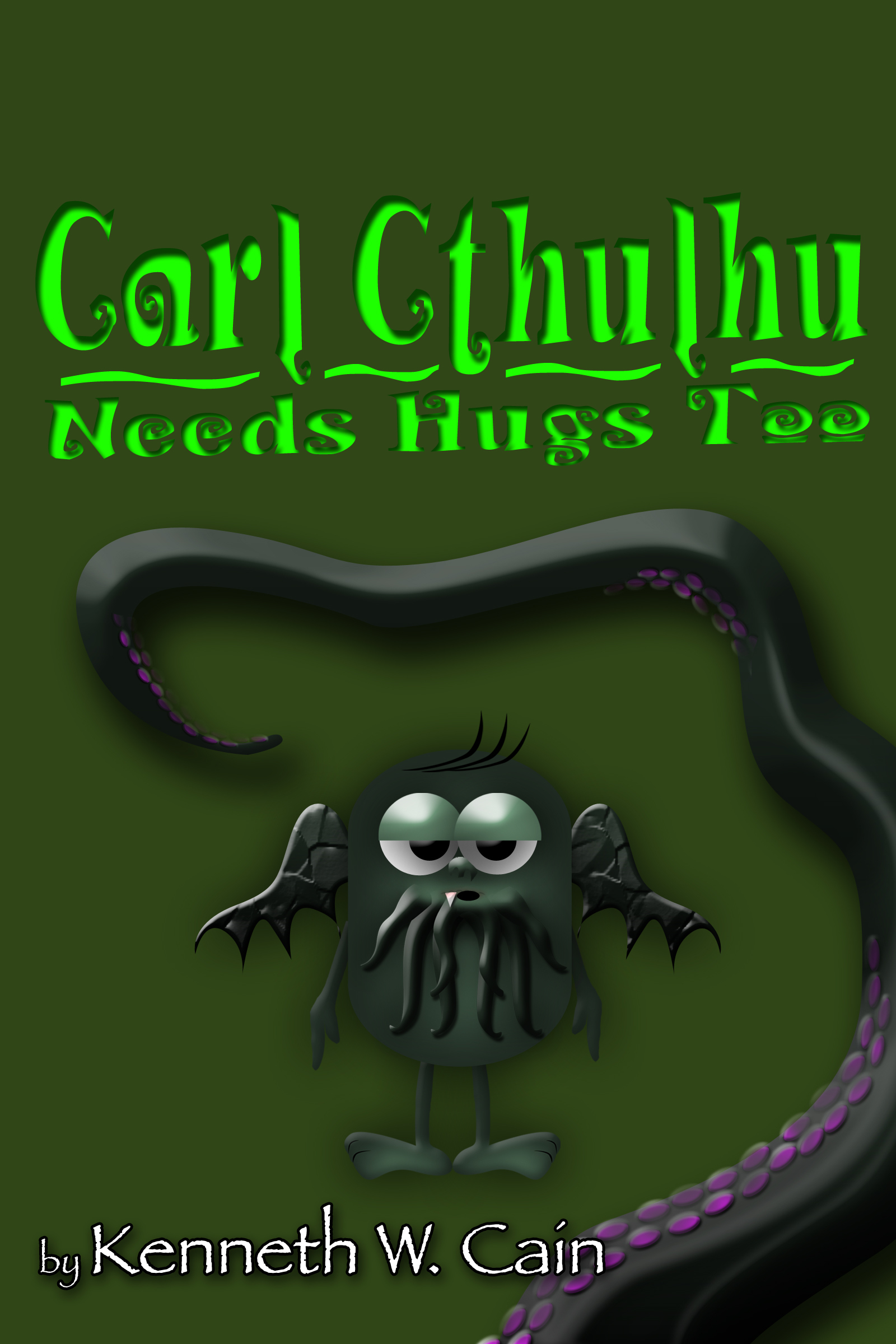 Carl Cthulhu Needs Hugs Too