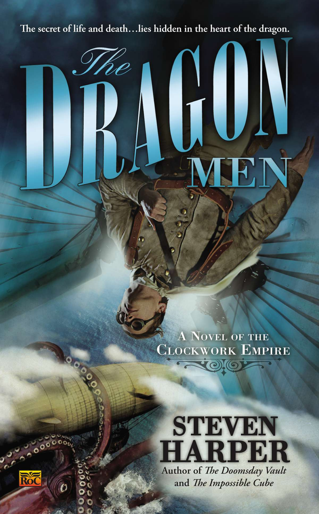The Dragon Men By: Steven Harper
