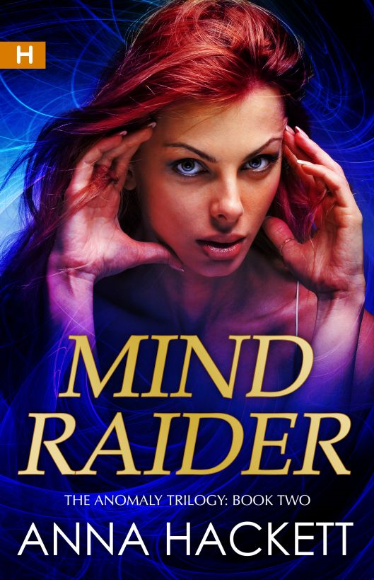 Mind Raider (The Anomaly Trilogy #2)