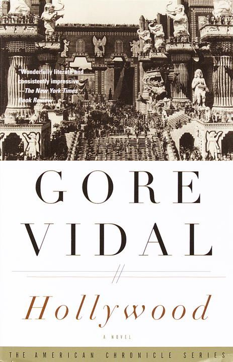Hollywood By: Gore Vidal
