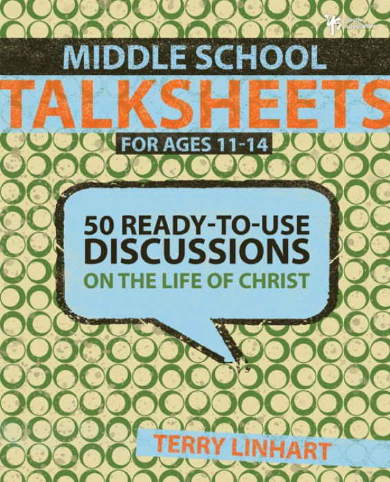 Middle School Talksheets By: Terry   Linhart