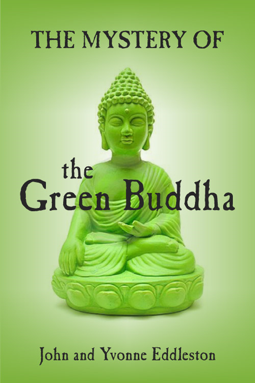 The Mystery of the Green Buddha