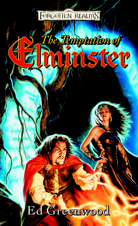 The Temptation of Elminster By: Ed Greenwood