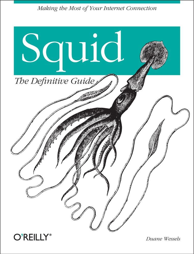 Squid: The Definitive Guide By: Duane Wessels