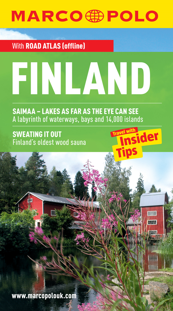 Finland Marco Polo Travel Guide: Travel With Insider Tips