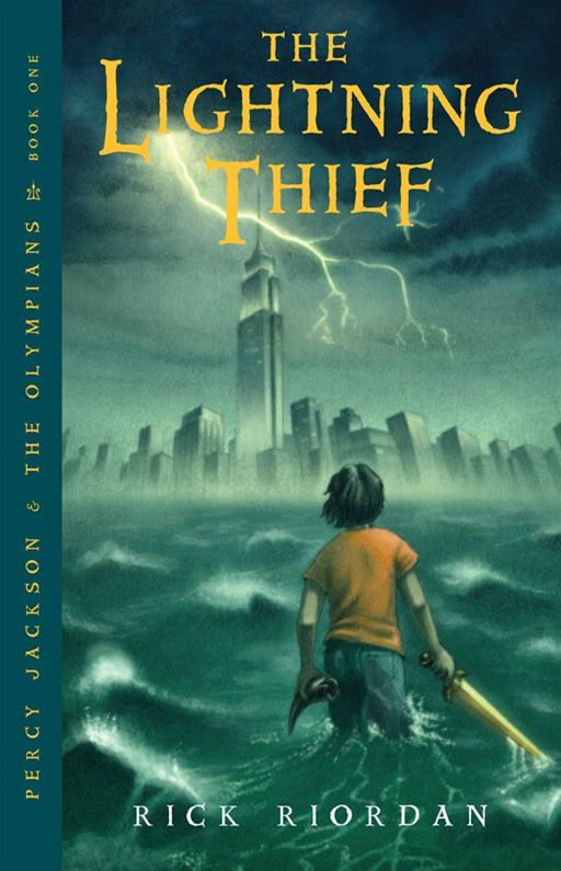 The Lightning Thief By: Rick Riordan