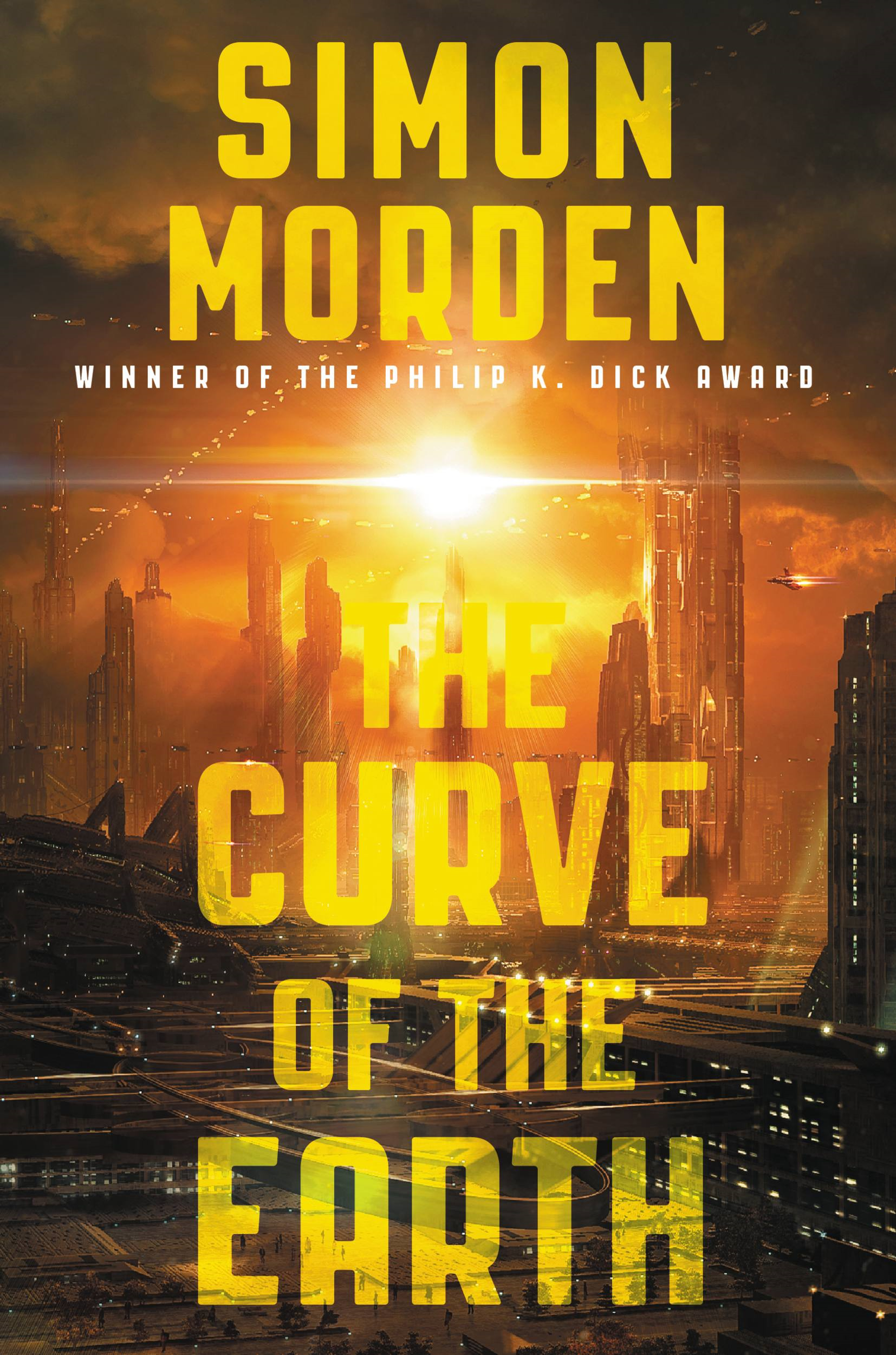 The Curve of The Earth By: Simon Morden