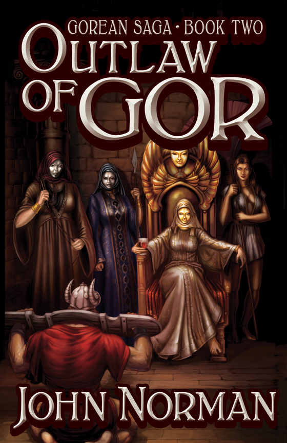Outlaw of Gor By: John Norman