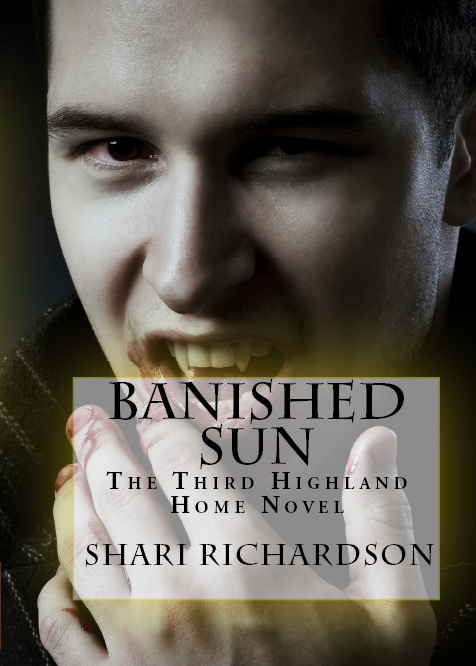 Banished Sun: The Fourth Highland Home Novel