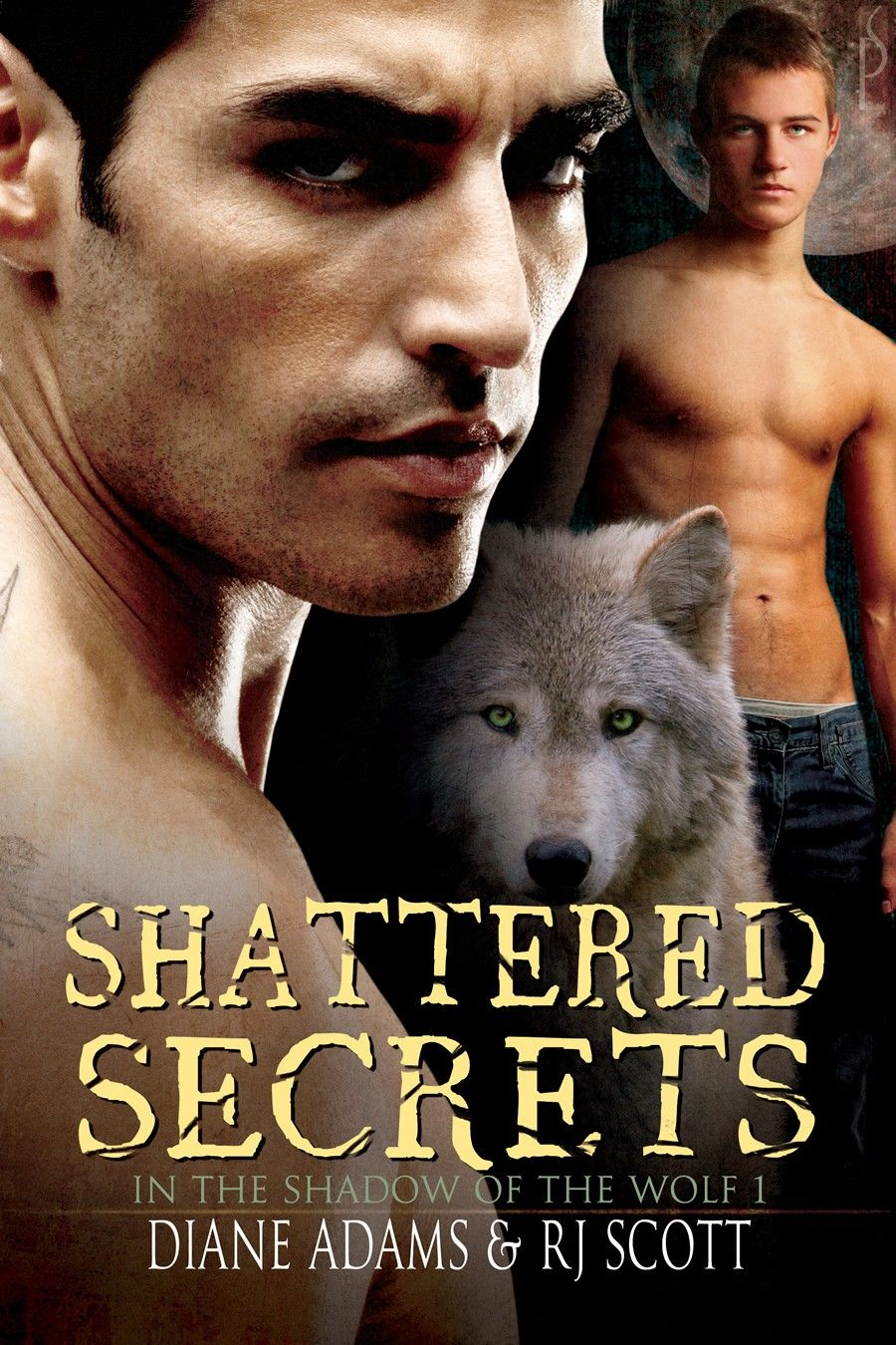 Shattered Secrets (Shadow of the Wolf #1)