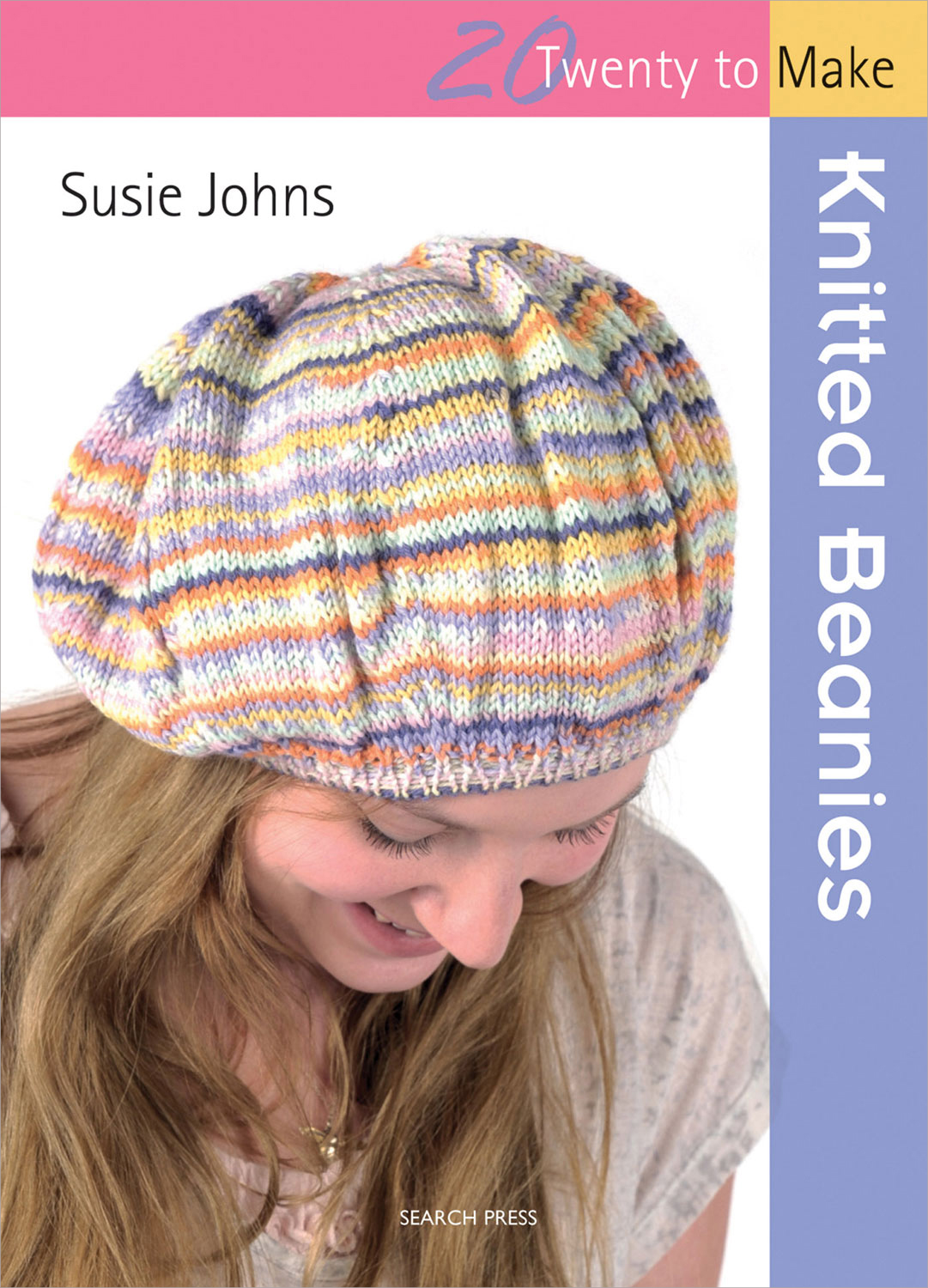 Knitted Beanies By: Susie Johns