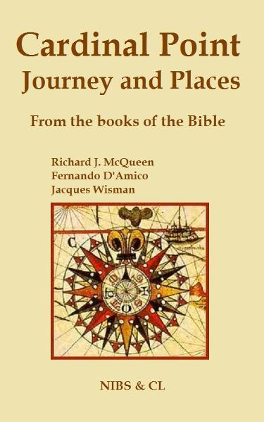 Cardinal Point, Journey and Places: From the books of the Bible