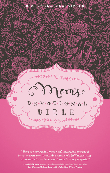 NIV Mom's Devotional Bible By: Zondervan