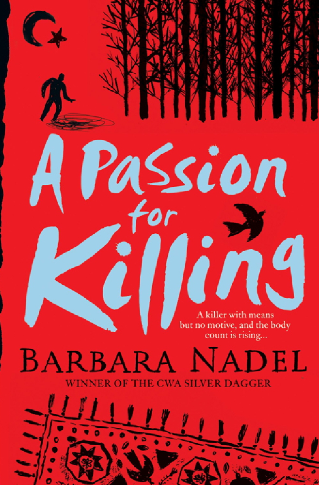 A Passion for Killing By: Barbara Nadel