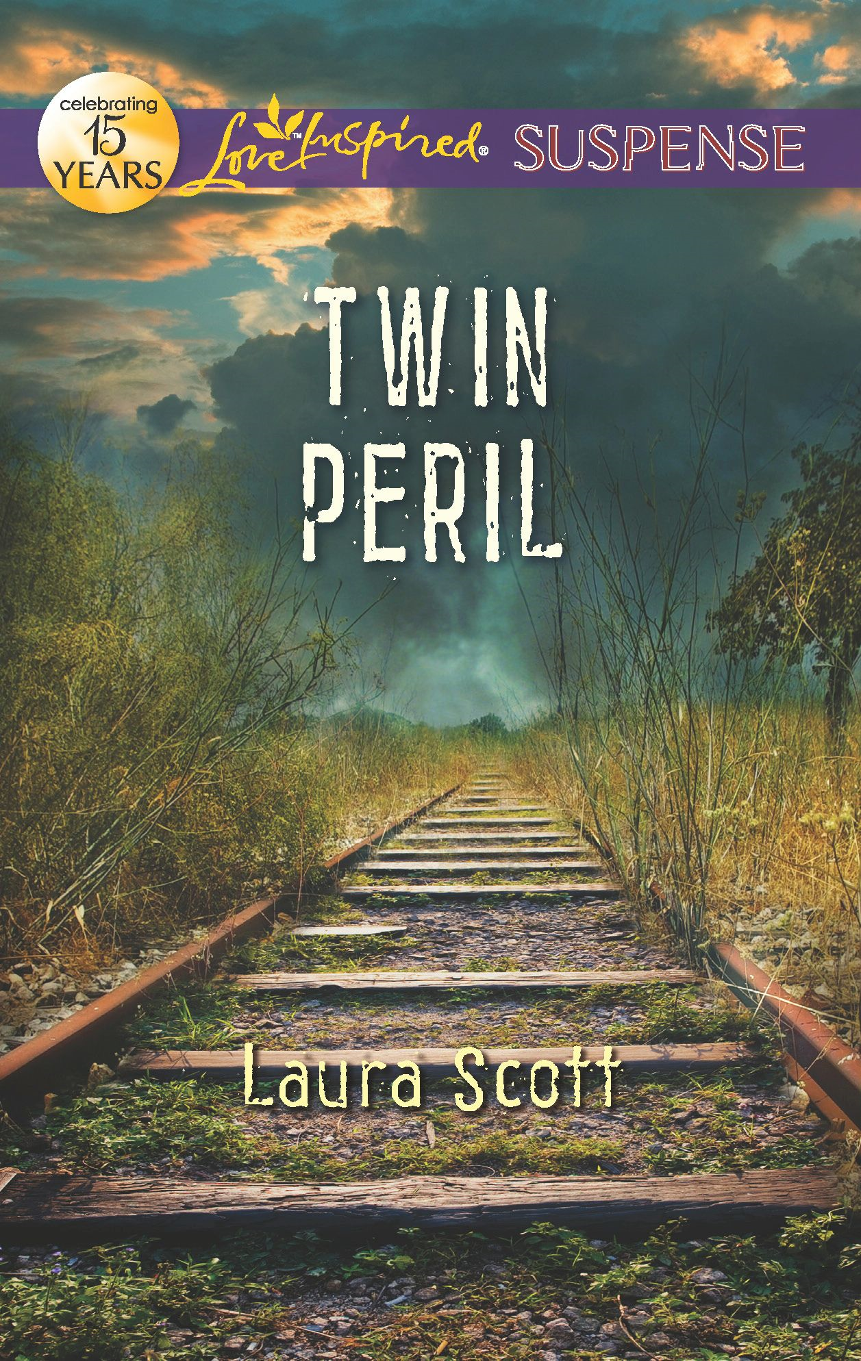 Twin Peril By: Laura Scott