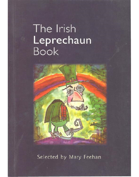 Irish Leprechaun Book By: Mary Feehan
