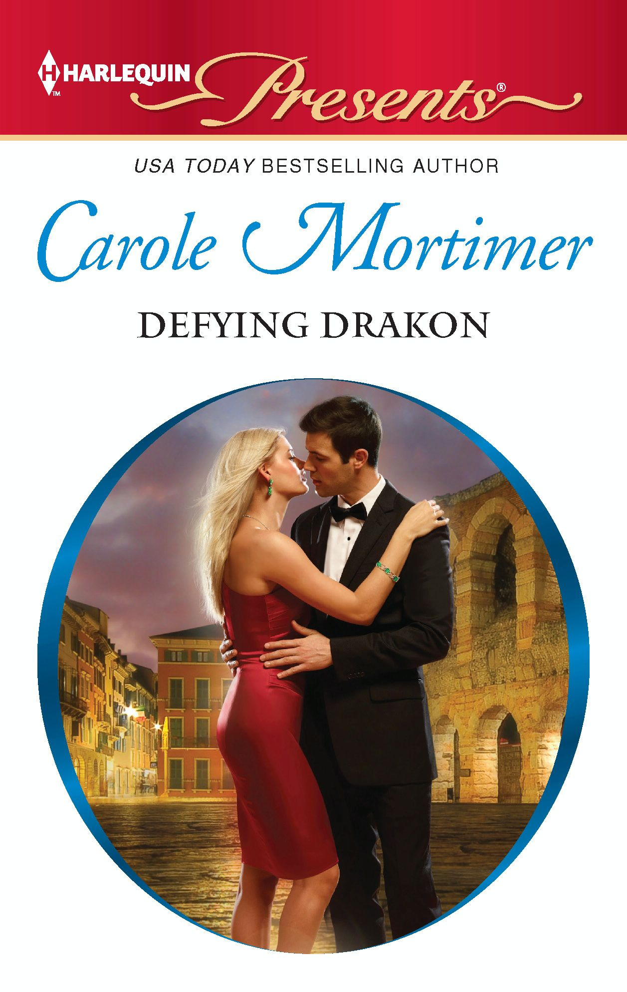 Defying Drakon By: Carole Mortimer