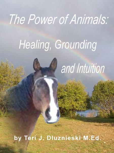 The Power of Animals: Healing, Grounding, and Intuition By: Teri J. Dluznieski M.Ed.