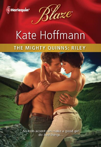 The Mighty Quinns: Riley By: Kate Hoffmann