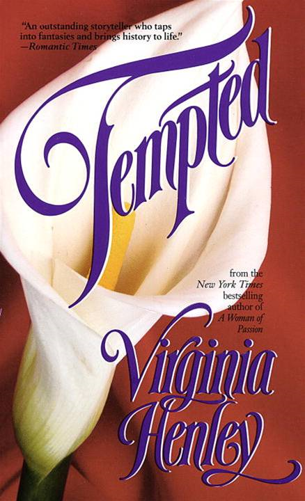 Tempted By: Virginia Henley