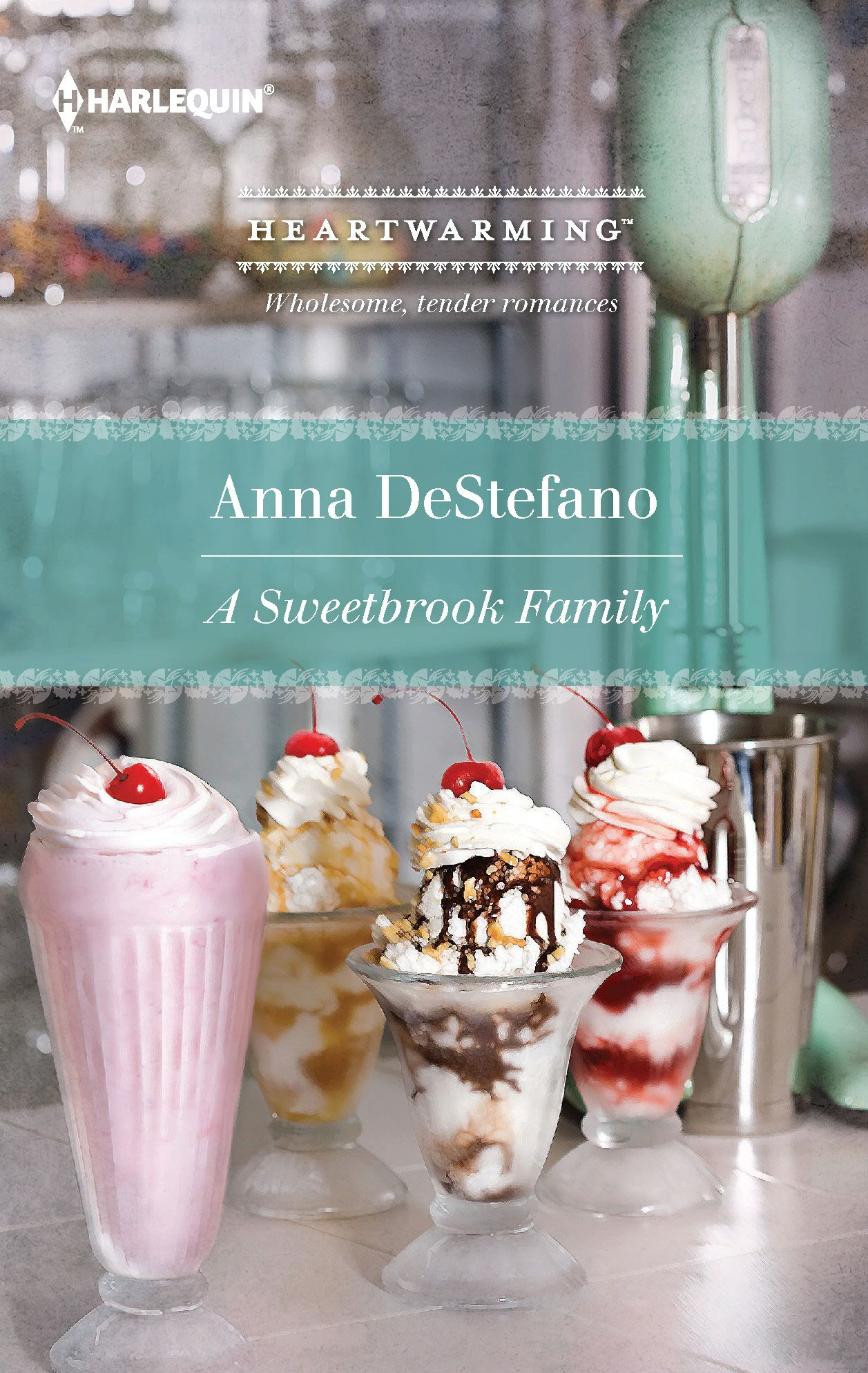 A Sweetbrook Family By: Anna DeStefano