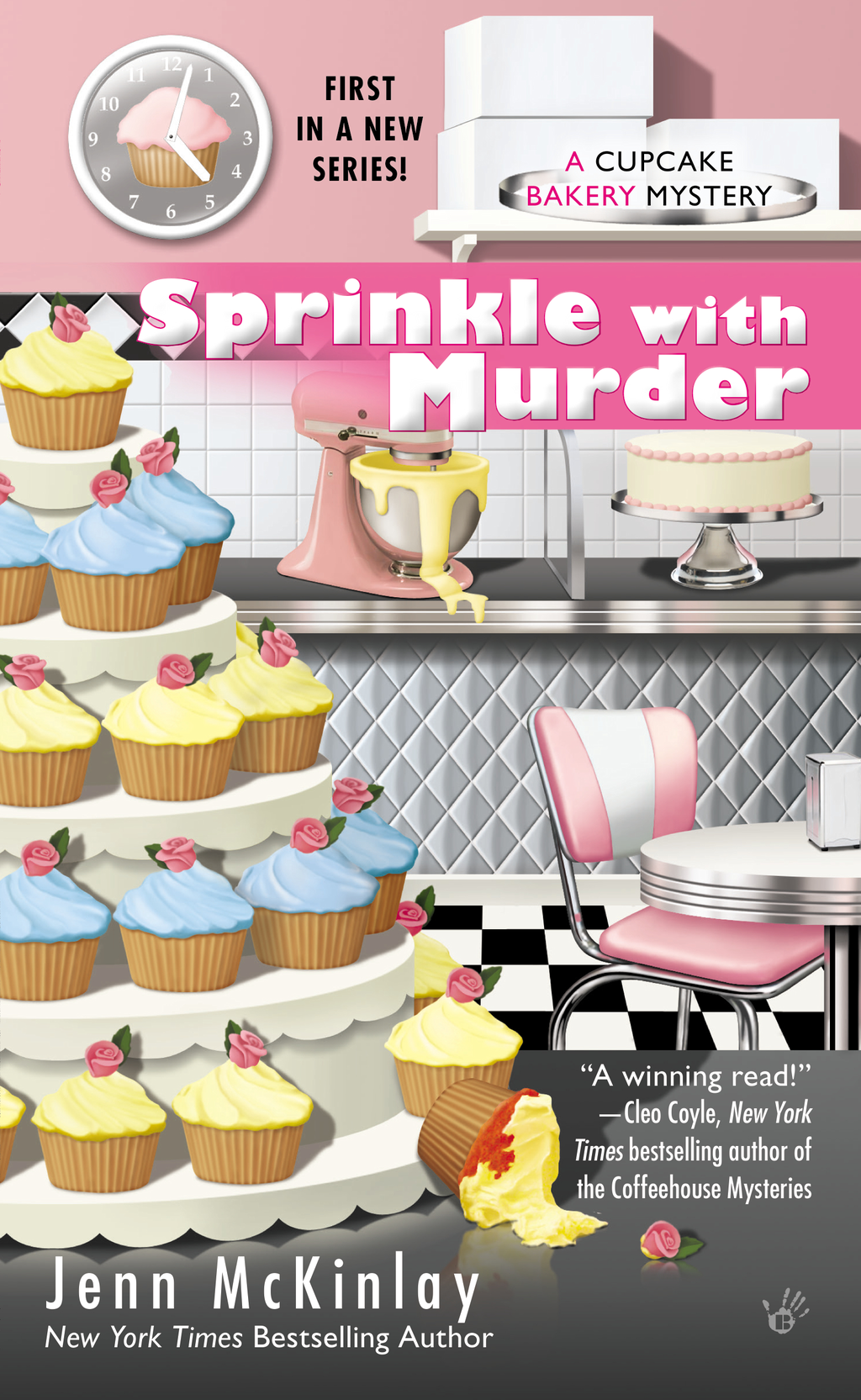 Sprinkle with Murder By: Jenn McKinlay