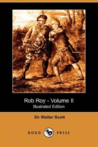 Rob Roy, Volume 2., Illustrated
