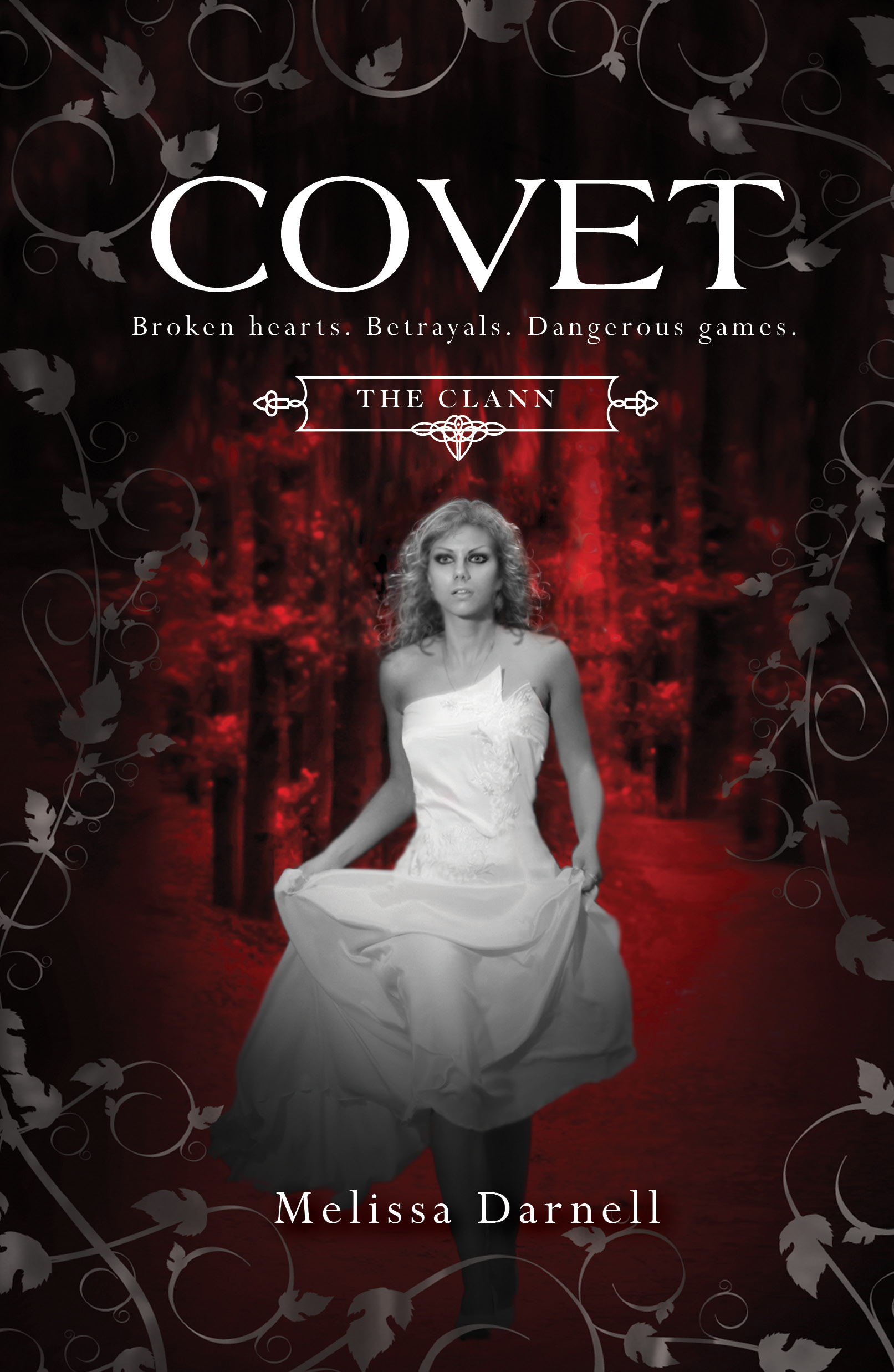 Covet By: Melissa Darnell