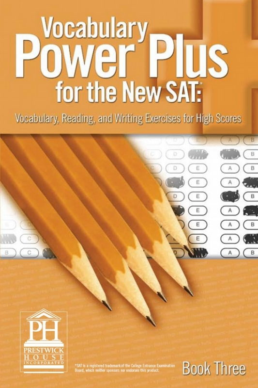 Vocabulary Power Plus for the New SAT - Book Three