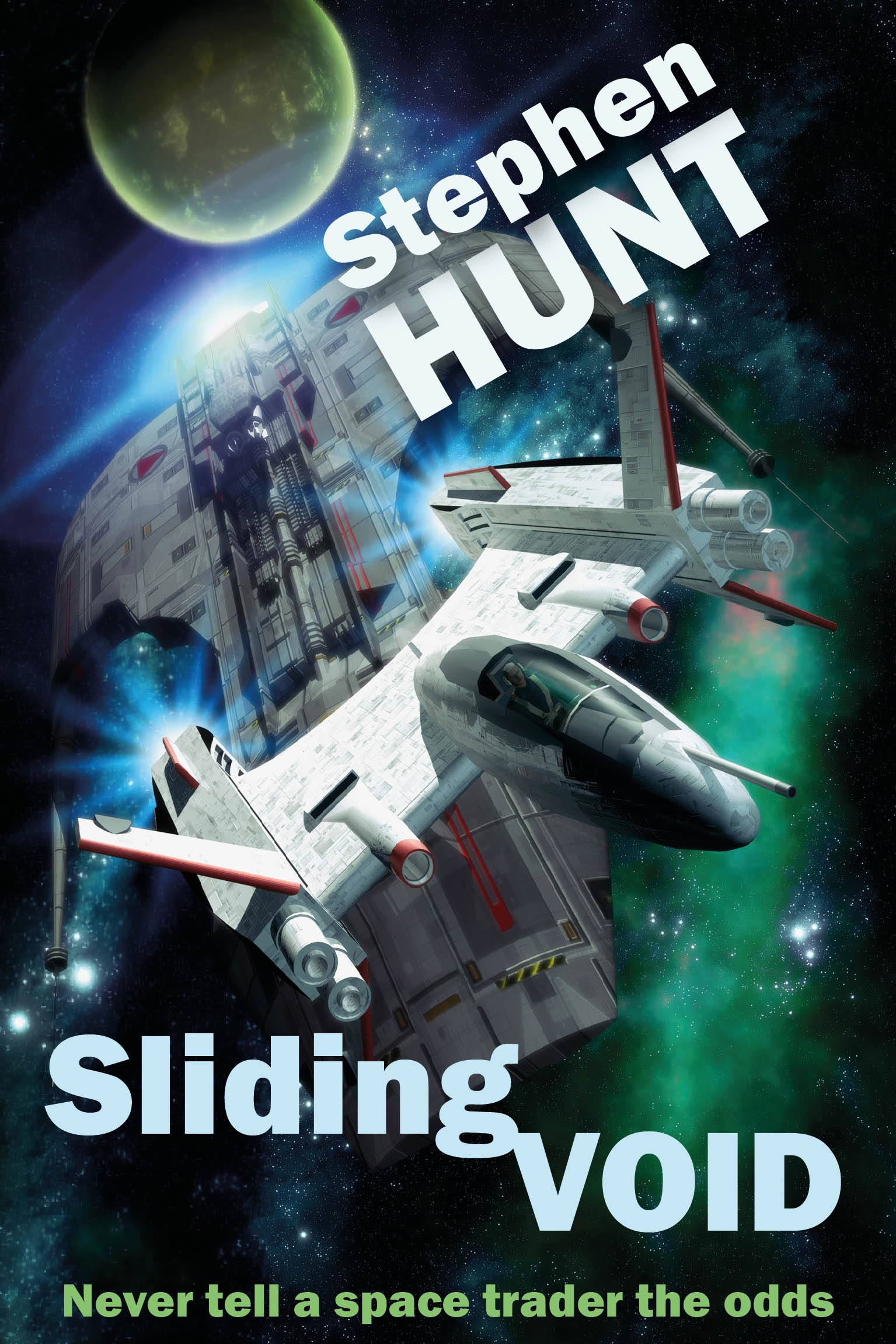 Sliding Void By: Stephen Hunt