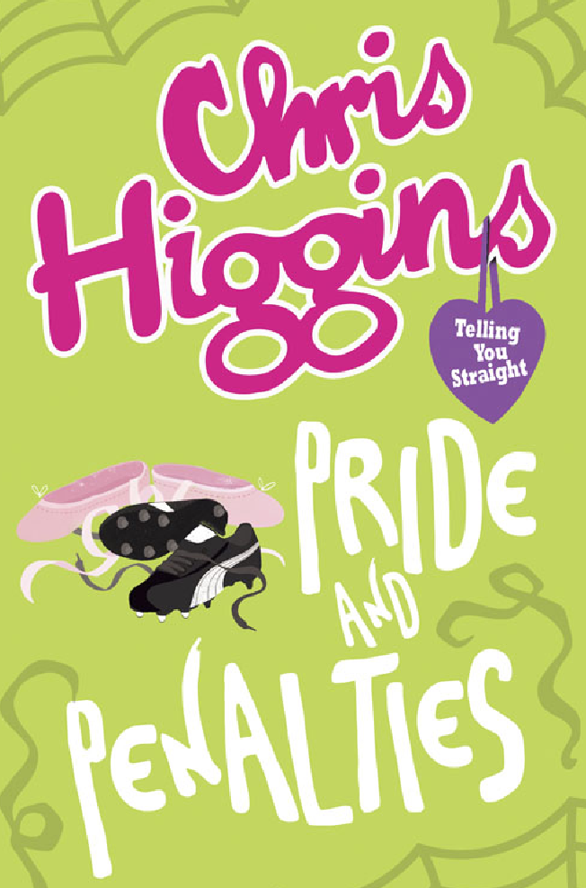Pride and Penalties By: Chris Higgins