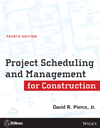 Project Scheduling And Management For Construction: