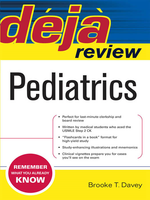 Deja Review Pediatrics