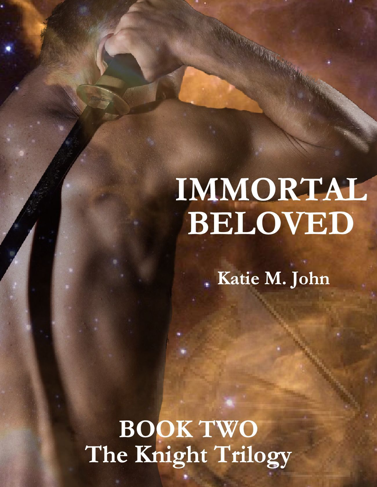Immortal Beloved  (Book Two of The Knight Trilogy) By: Katie M John