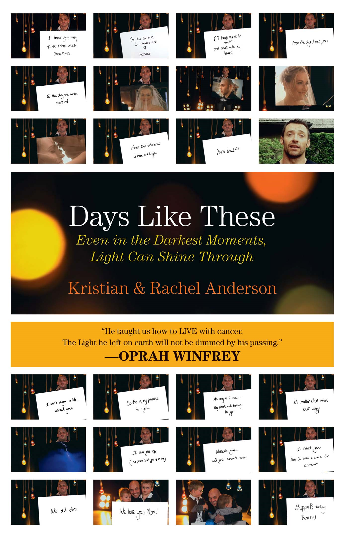 Days Like These By: Kristian & Rachel   Anderson